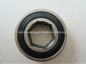 Hex Bore Chrome Steel Agricultural Bearings 207krrb12 pictures & photos