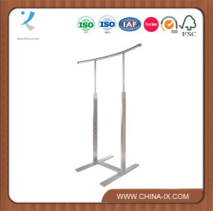 Stainless Steel Clothing Exhibition Rack for Garment pictures & photos