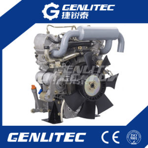 Water-Cooled Small 2 Cylinder 19HP Changchai Diesel Engine (EV80) pictures & photos
