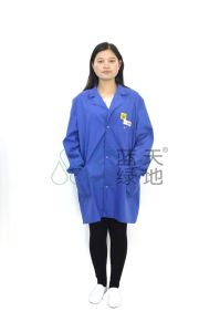 Antistatic T/C Smock pictures & photos