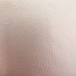 Metalic PU Synthetic Leather for Decortation (HS-M367) pictures & photos