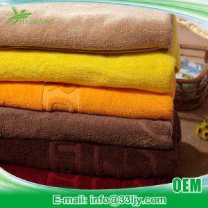 Custmized Logo Luxury Towel Sale for Inn pictures & photos