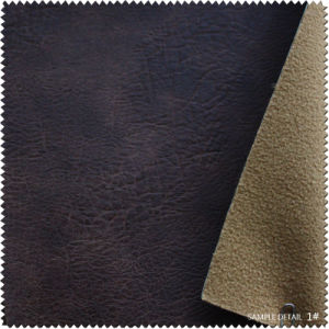 Fashionable and Artificial Synthetic Leather for Bag or Luggage (B025120) pictures & photos
