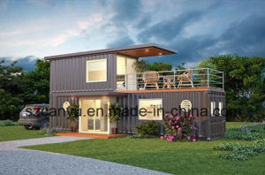 Most Popular High Quality Prefab Shipping Container House pictures & photos