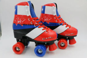 Roller Skate with 4 PCS Wheel (YVQ-002) pictures & photos