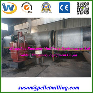 1200-1500kg/H Coconut Shell Wood Charcoal Continuous Carbonization Furnace pictures & photos