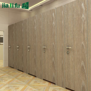 Jialifu Cheap Compact Laminate Restroom Partition pictures & photos