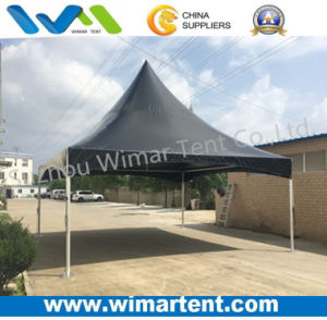 20X20 Black Spring Steel Wire Pop up Tent for Kenya pictures & photos