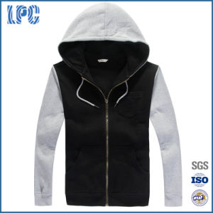 Men Sportswear Winter Hooded Jacket pictures & photos