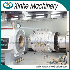 110-315mm Gas Supply Pipe Production Line PE / HDPE Pipes Extrusion Line /Plastic Extruder Machine pictures & photos