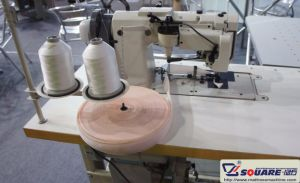 Table Top Tape Binding Machine pictures & photos