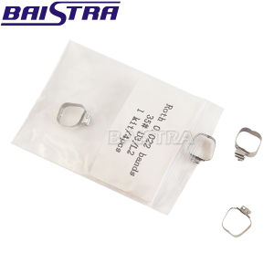 Azdent 1st Dental Molar Band with Buccal Tube pictures & photos