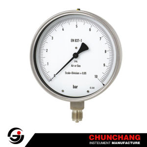 Stainless Steel Test Gauge pictures & photos