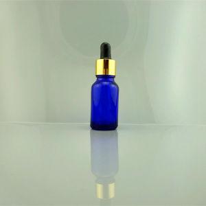 Blue Glass Bottle, Dropper Bottle (NBG03) pictures & photos