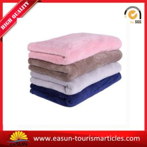 Warm Thick Winter Coral Fleece Blankets pictures & photos