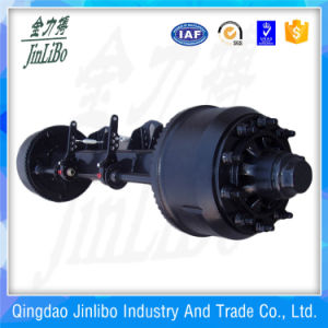 Trailer Parts Axle BPW Design Square Axle From Factory Directly 14t pictures & photos
