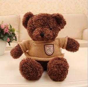 White Wilbur Bear Plush Toy pictures & photos