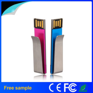 in Stock Bookmark USB 2.0 Metal Flash Drive pictures & photos