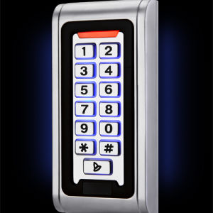 Waterproof Metal RFID Access Control System for Home/ Office/Apartment pictures & photos