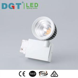 Brightness 2400lm COB 30W LED Track Light pictures & photos