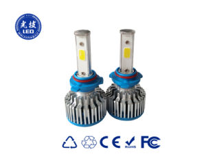 High Quality 36W 360 Car Light 9005 LED Headlight with Auto Body Part pictures & photos