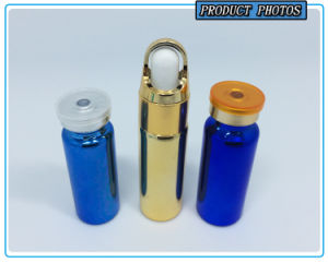 Electroplating Pharmaceutical Tubular Glass Vial Bottle for Injection pictures & photos