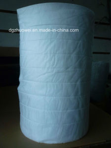 F5 F6 F7 F8 F9 Synthetic Fiber Non-Washable Media for Pockat Bag Air Filters pictures & photos