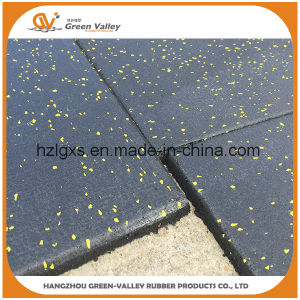50X50cm Safety Rubber Floor Mats for Sport Areas pictures & photos