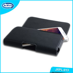 Wholesale Universal PU Leather Cell Phone Case for iPhone 6 Holster Pouch pictures & photos