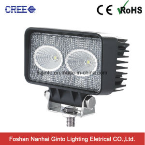E-MARK Long Range 20W 4.5inch CREE Flood LED Work Light (GT1011-20W) pictures & photos