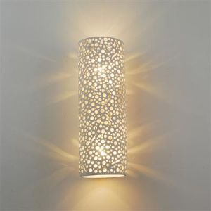 Sixu Plaster Wall Lamp Hr-1038 pictures & photos