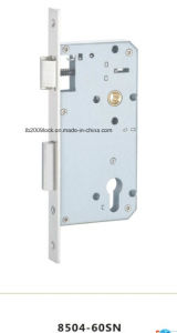 Stainless Steel Mortise Door Lock/Lock Body/Lock (8504-60SN) pictures & photos