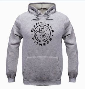 Men′s Printed Fleece Hooded Sweatshirt (A593) pictures & photos