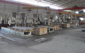 GBXJ-600 Automatic stone profiling machine pictures & photos