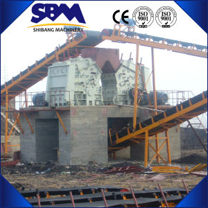 Three Chamber Impact Crusher, PF1315 Limestone Impact Crusher pictures & photos