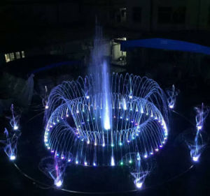 Customized Music Water Fountain Modern Fountain pictures & photos