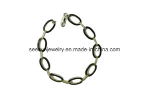 925 Sterling Silver Jewelry New Design Bracelet pictures & photos
