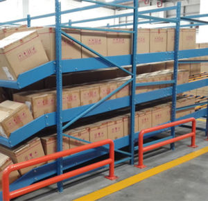 Sliding Carton Flow Rack for First in First out Operation pictures & photos