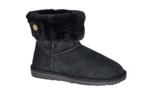Women′s Microfiber Mid Snow Boots