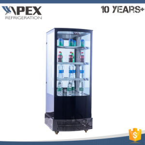 Beverage Supermarket Display Cooler, Upright Showcase pictures & photos