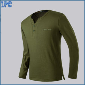 Custom Brand High Quality Outdoor Leisure Men Thirt pictures & photos