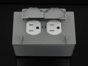 High Quality Waterproof IP55 Switches and Sockets pictures & photos