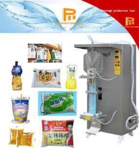 Plastic Bag Sachet Water Packing Machine / Pouch Filling Machine pictures & photos