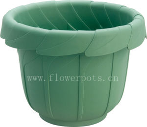 Light Green Flower Pot (KD5701-KD5705) pictures & photos