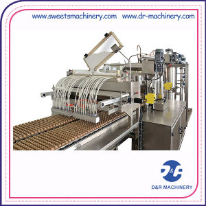 Sweets Production Line Lollipop Depositing Machine for Sale pictures & photos