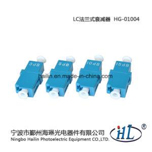 LC Fiber Optic Fixed Attenuator Use in Optical Fiber Transmitting Circuit pictures & photos