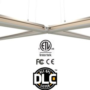 0~10V Dimmable 120V-277V Free Combination LED Linear Light with ETL pictures & photos