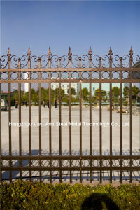 High-Quality Elegant Decorative Garden Security Residential Industrial Fence 48 pictures & photos