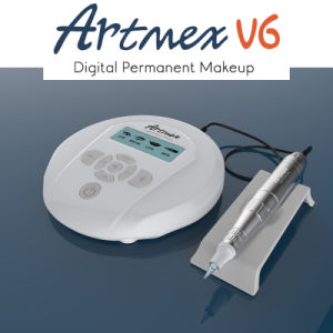 Professional Semi-Permanent Makeup Machine Artmex V6 pictures & photos