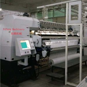 Automatic Multi-Needle Chain Stitch Quilting Machine Ytnc96-3-6 pictures & photos